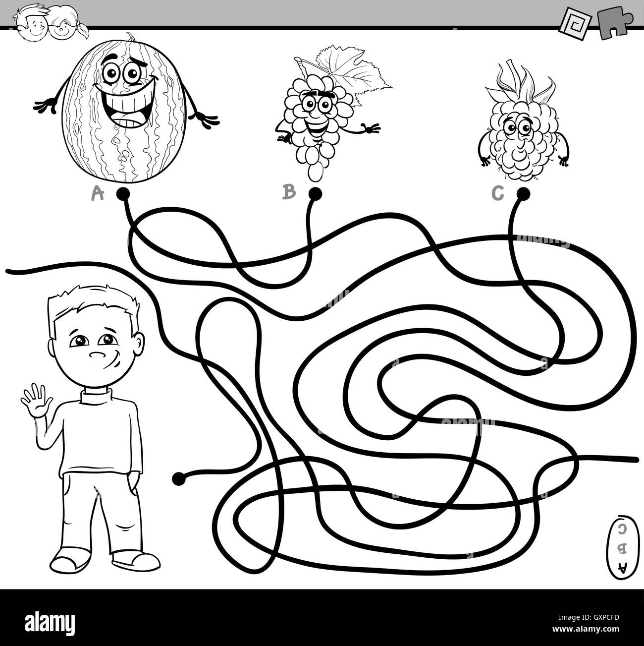 Black And White Education Coloring Coloring Pages