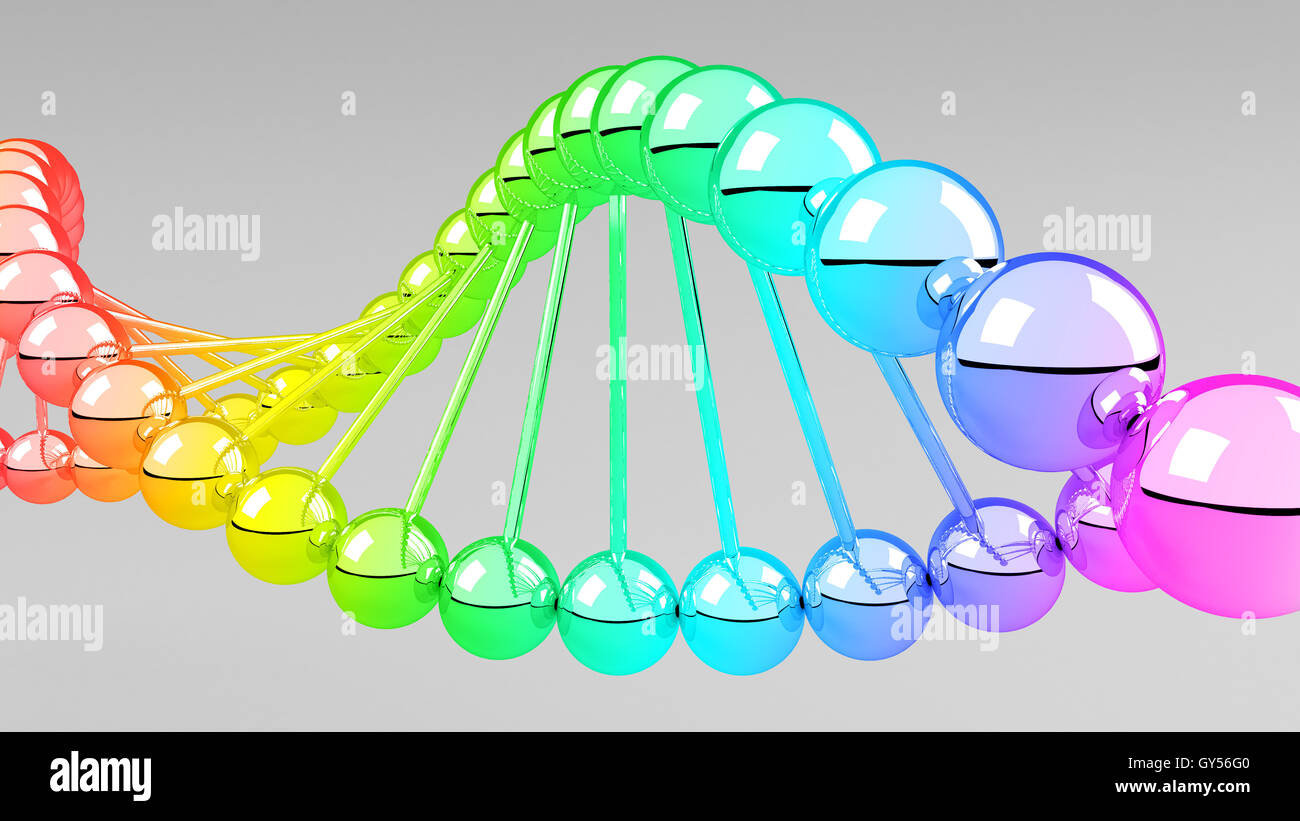 Digital illustration of dna structure in 3d stock photo 119972832 digital illustration of dna structure in 3d ccuart Image collections