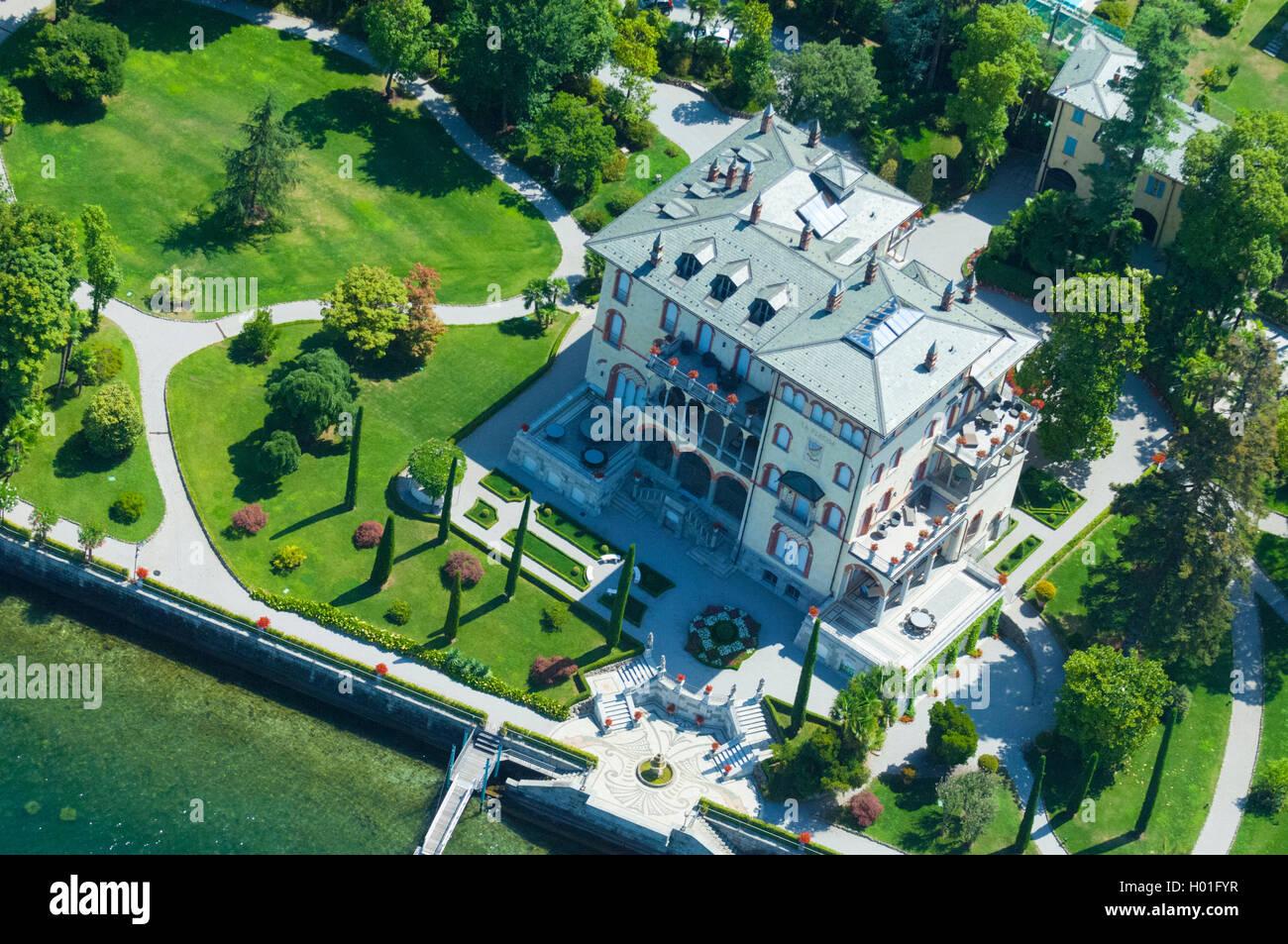 Préférence Italie, Lombardie, lac de Come, San Giovanni, villa Placida (vue  US95