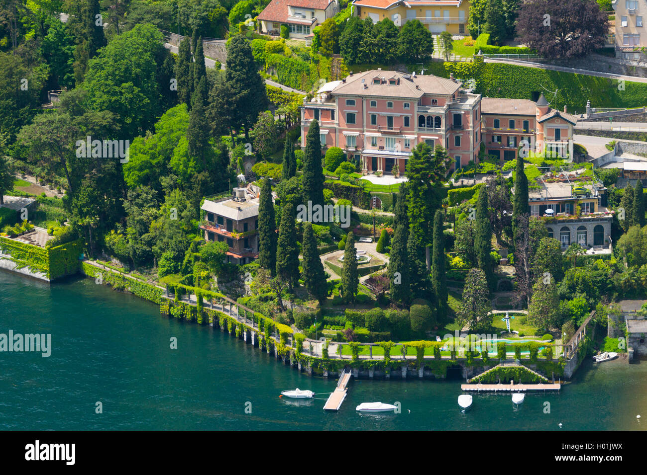 Bien connu Moltrasio Lake Como Stock Photos & Moltrasio Lake Como Stock  PQ93