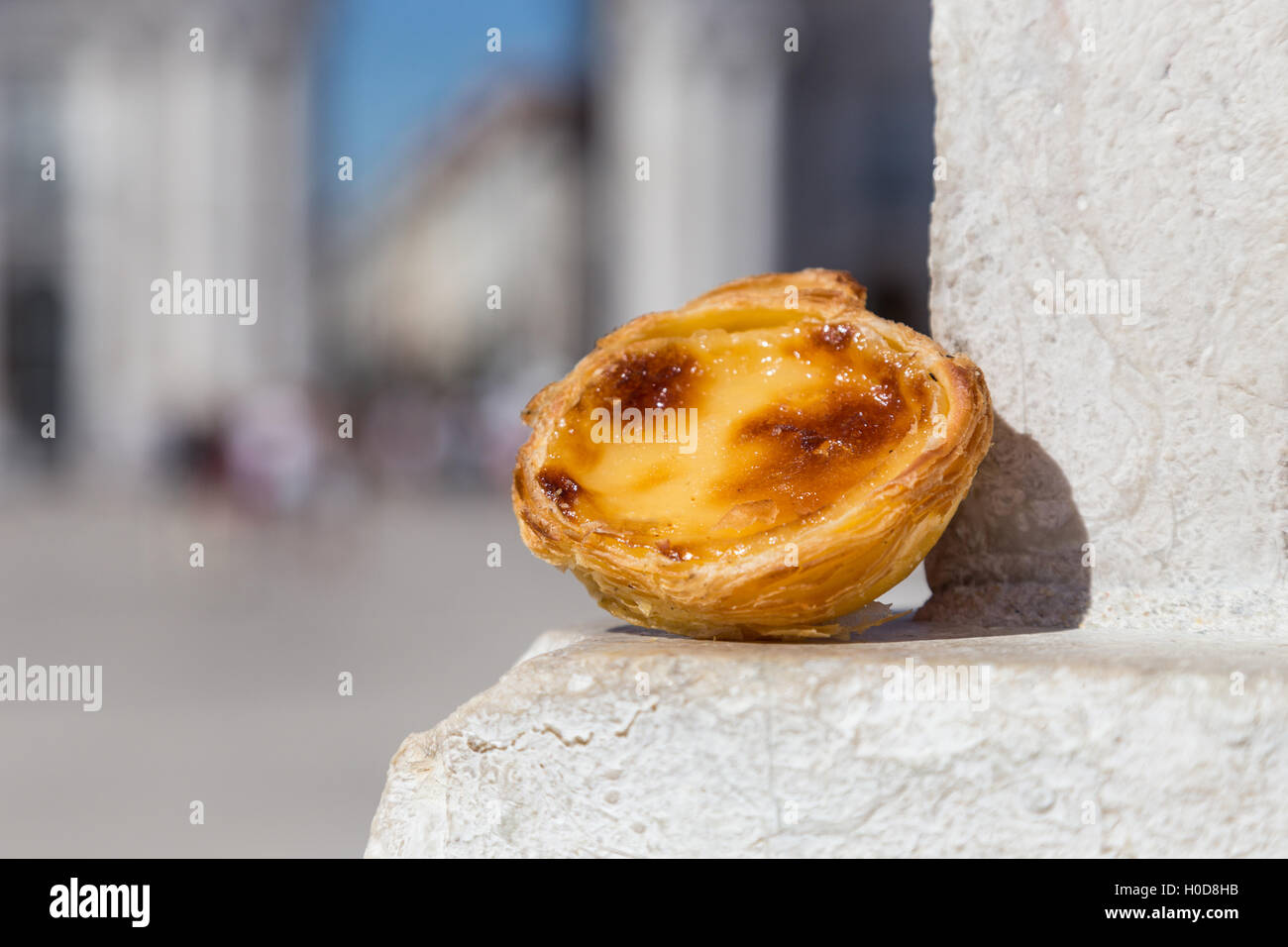 How to make portuguese natas itsallaboutportugesedeserts - Traditional Portuguese Egg Tart Pasty Cake Dessert Pasteis De Nata On Background Attractions In Lisbon