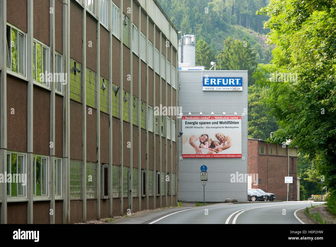 deutschland nordrhein westfalen wuppertal schwelm erfurt sohn stock photo royalty free. Black Bedroom Furniture Sets. Home Design Ideas