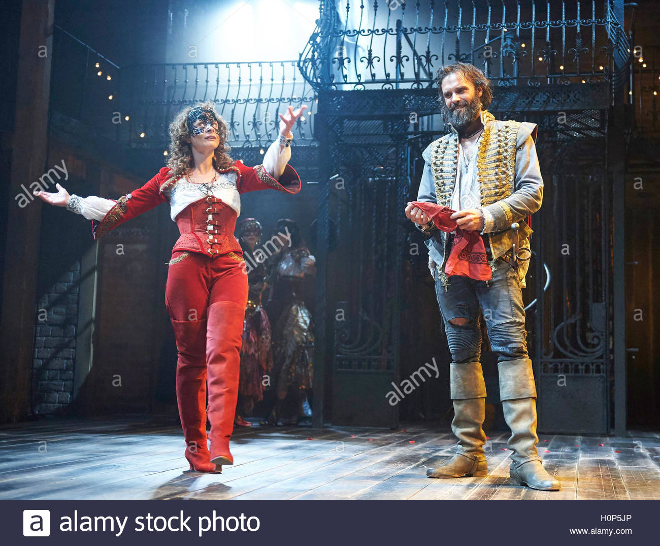 The Rover by Aphra Behn, A Royal Shakespeare Company Production ...