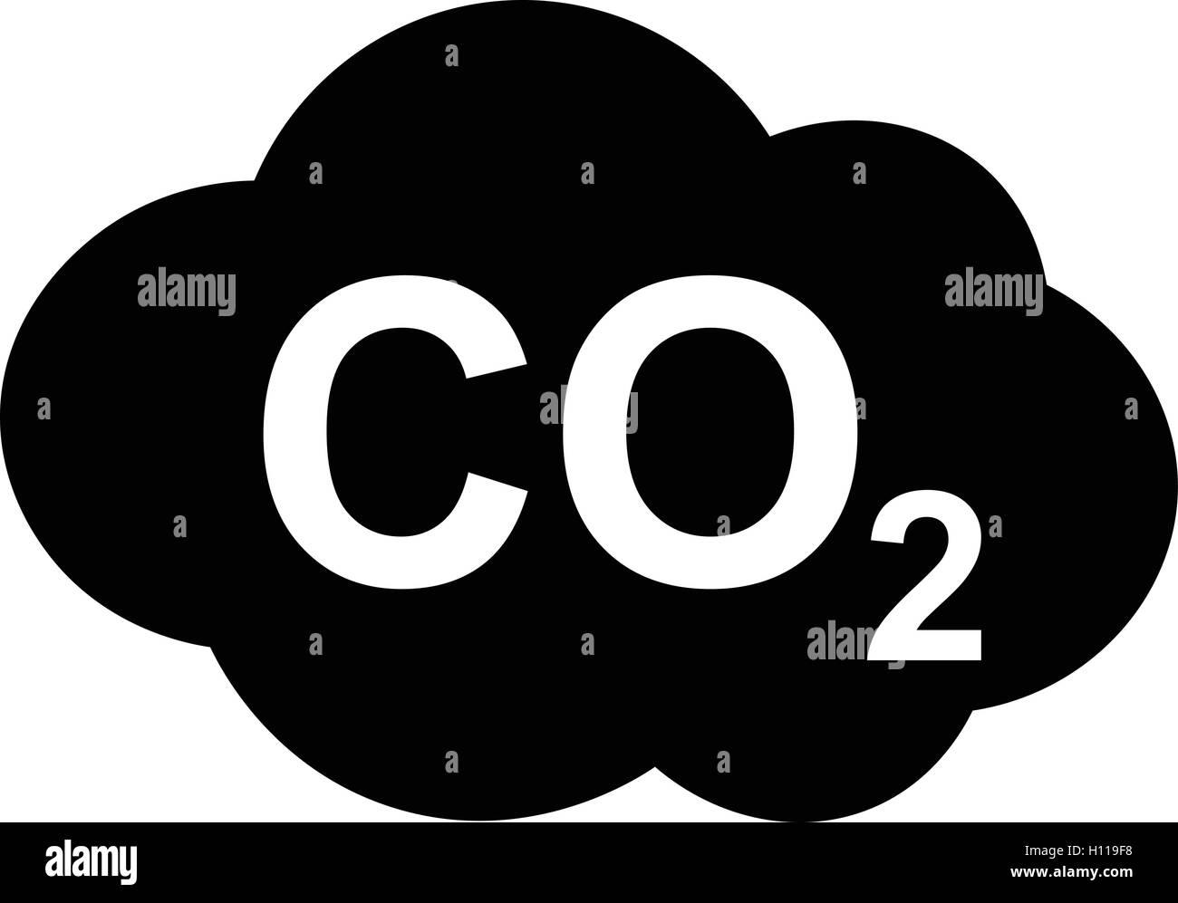 Co2 icon carbon dioxide formula symbol vector illustration co2 co2 icon carbon dioxide formula symbol vector illustration co2 sign buycottarizona Images