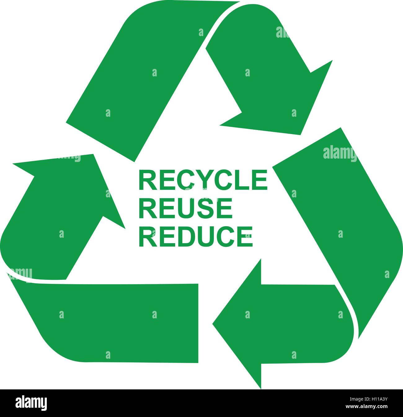 Reduce Reuse Recycle Download Recycling Symbol The Original