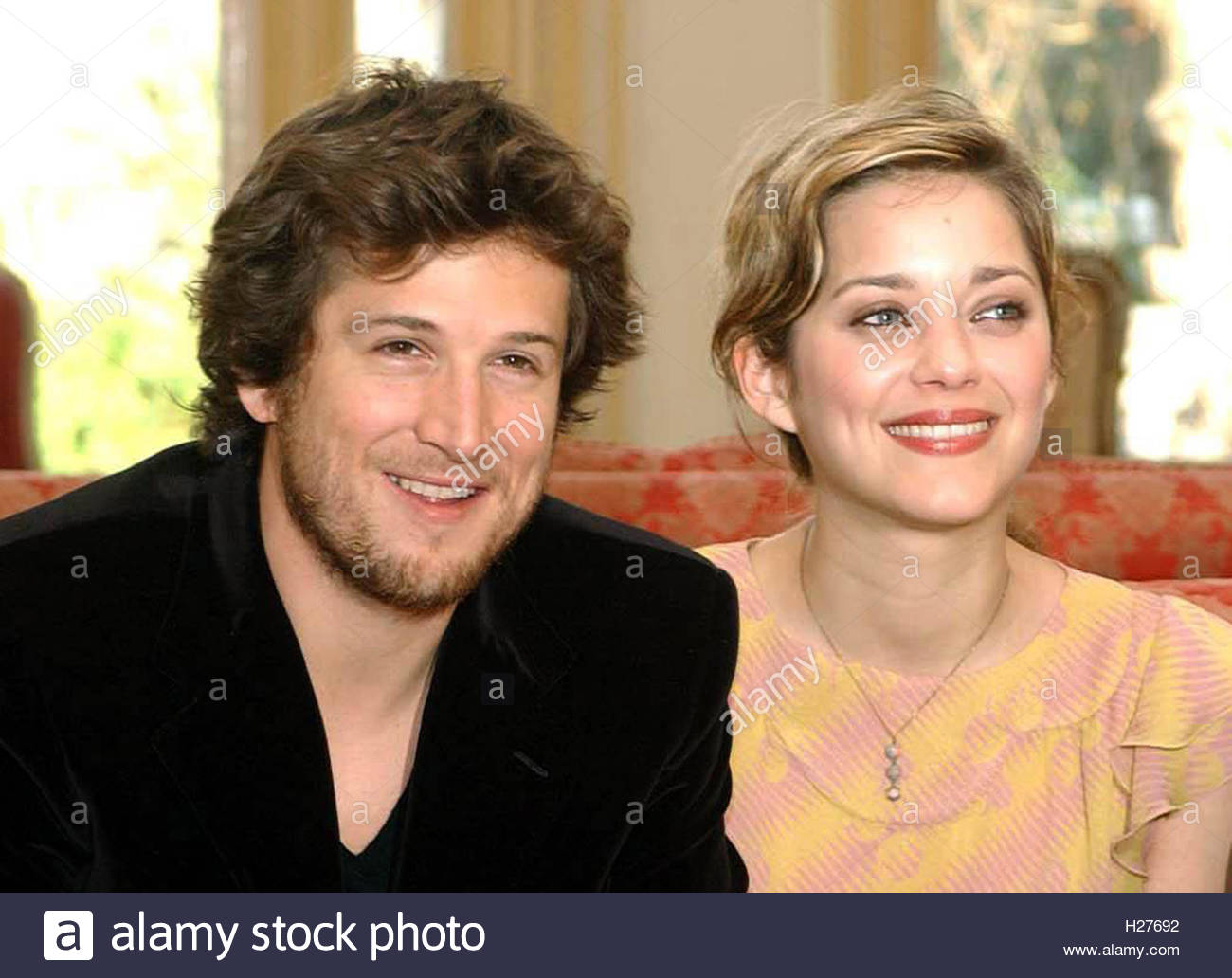 Guillaume Canet Wife File photo dated 25/03...