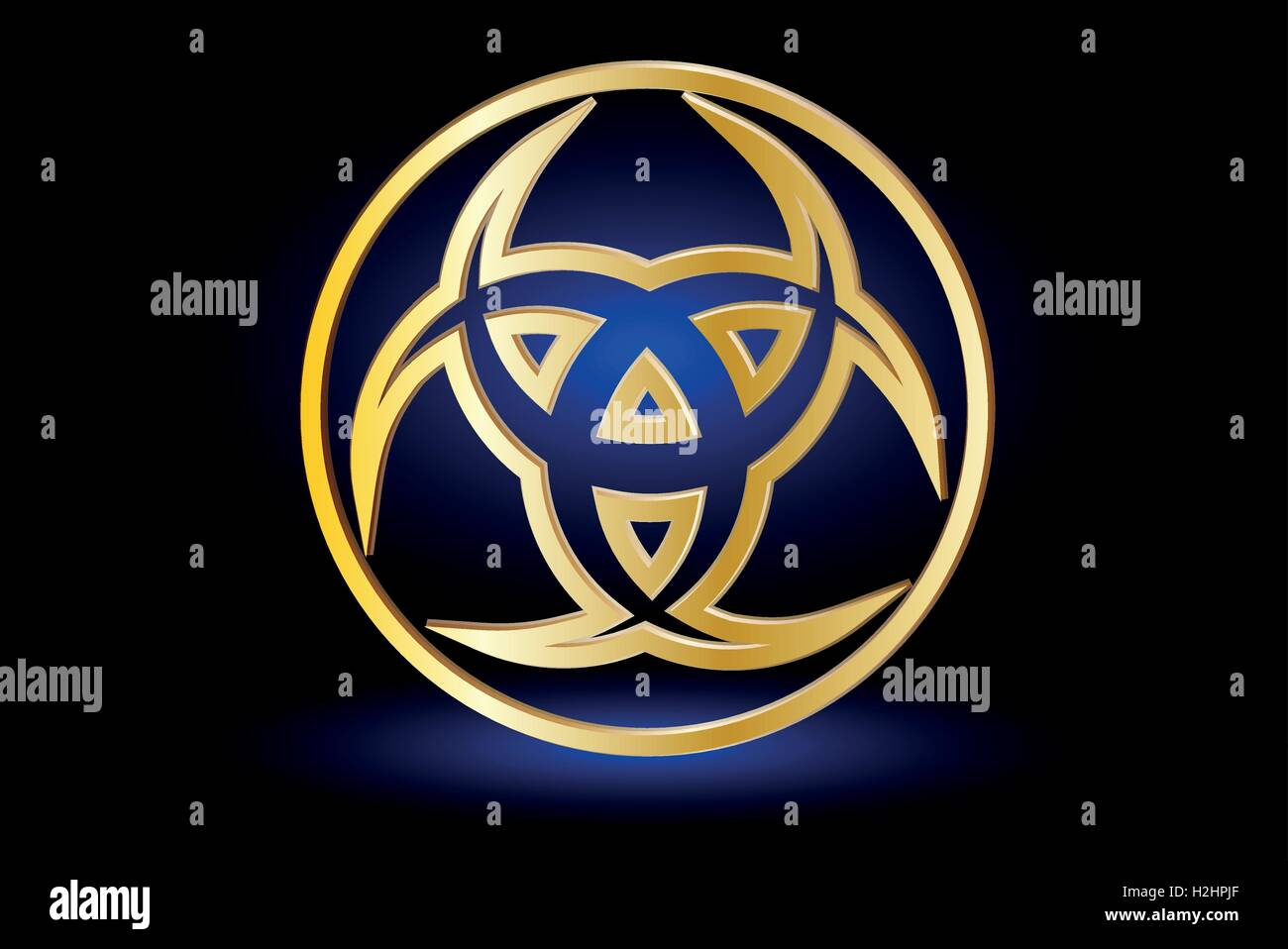 Three crescent the horn of odin three crescent symbol stock three crescent the horn of odin three crescent symbol buycottarizona