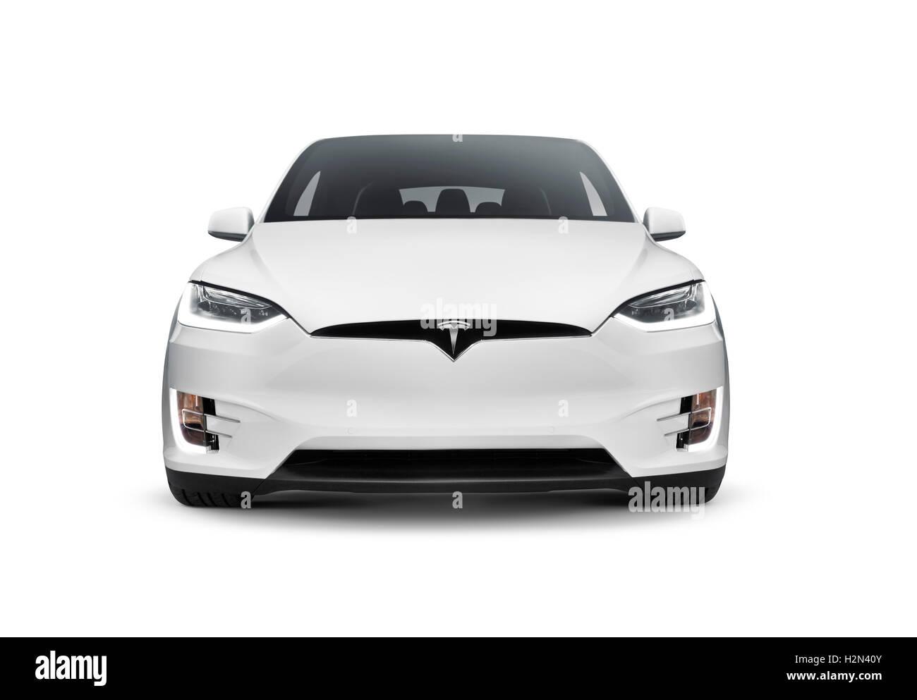 Electric Cars Cutout