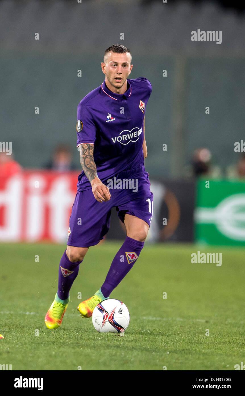 Federico Bernardeschi Fiorentina SEPTEMBER 29 2016 Football