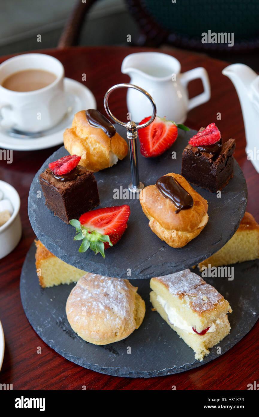 england afternoon tea