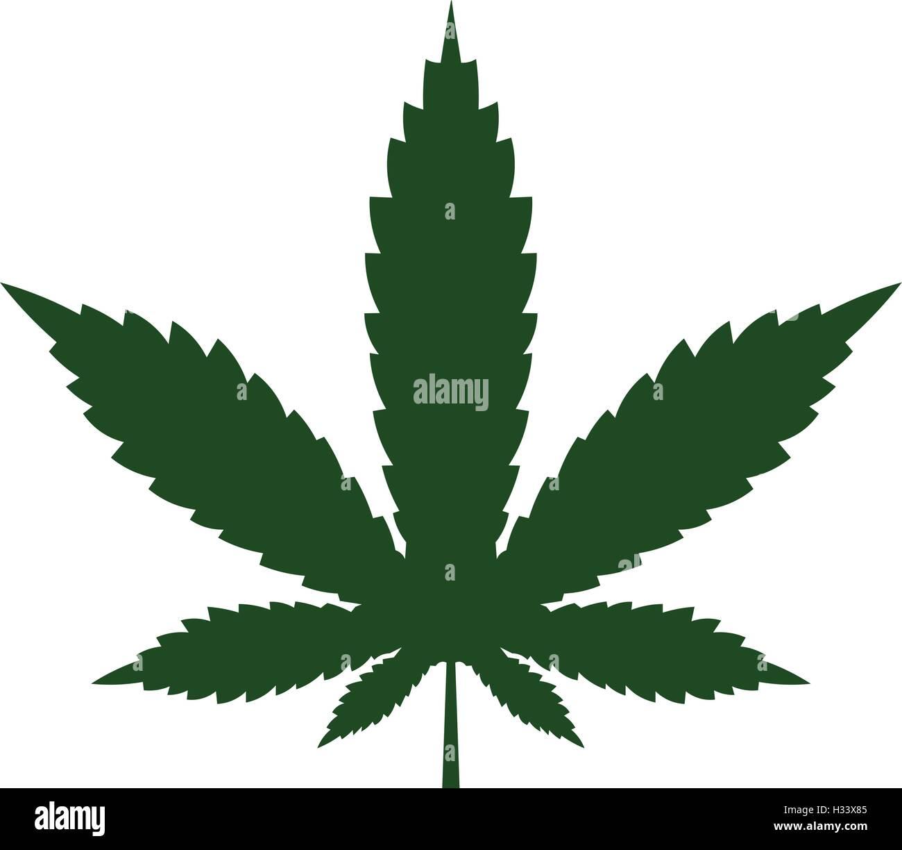 Marijuana green leaf icon cannabis green leaf symbol vector stock marijuana green leaf icon cannabis green leaf symbol vector illustration biocorpaavc