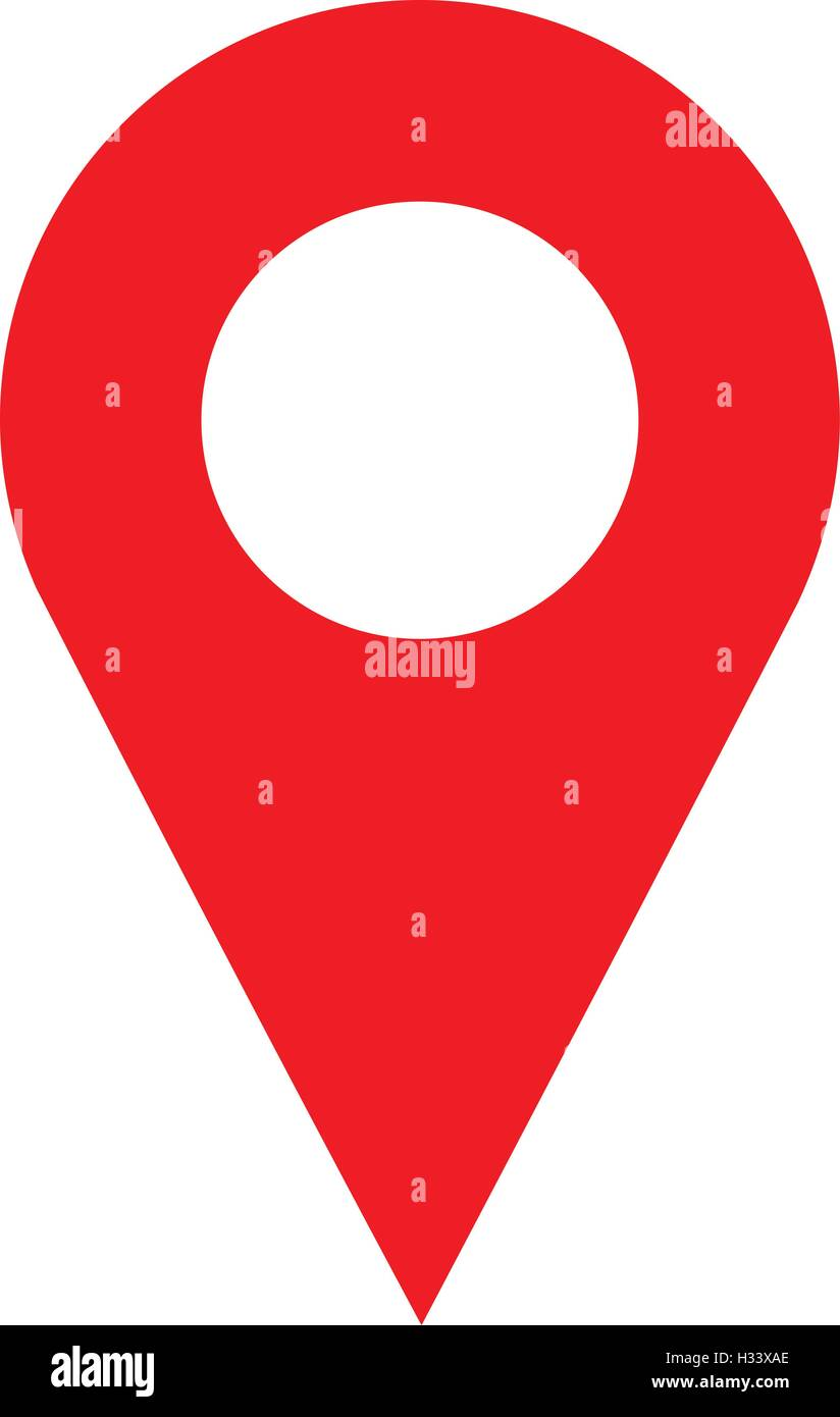 Pinpoint red isolated icon on white background pin point symbol pinpoint red isolated icon on white background pin point symbol pinpoint sign pinpoint icon for website gps navigator apps buycottarizona Image collections