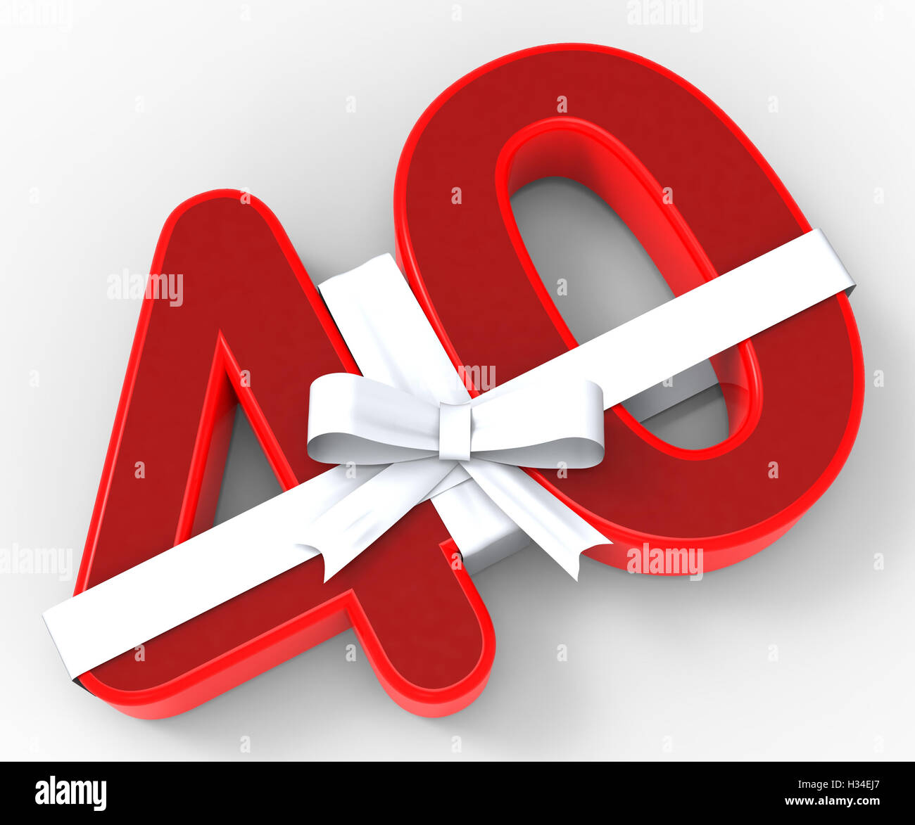 Number forty with ribbon means fortieth anniversary or remembran number forty with ribbon means fortieth anniversary or remembran buycottarizona
