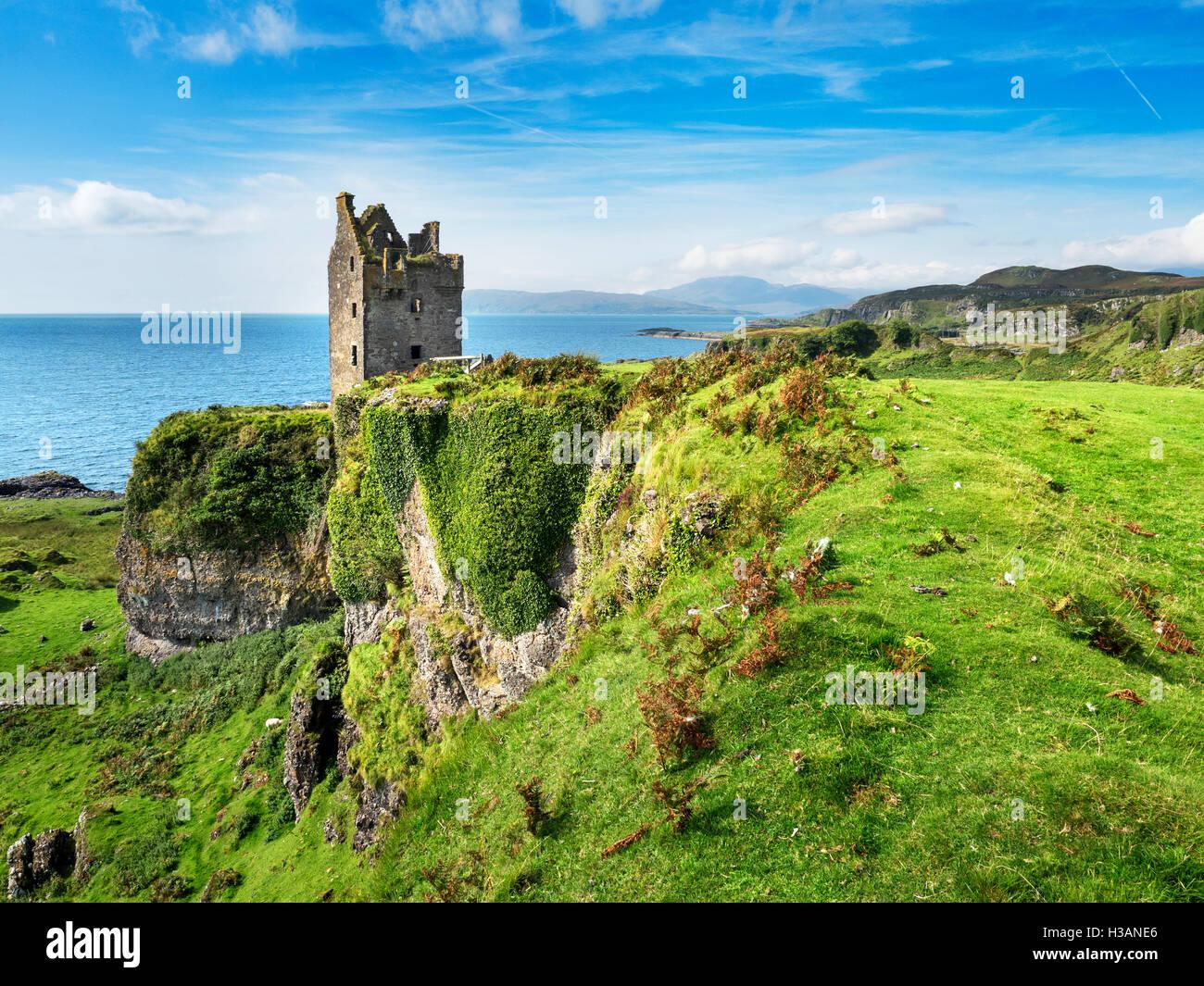 gylen castle is located - photo #47