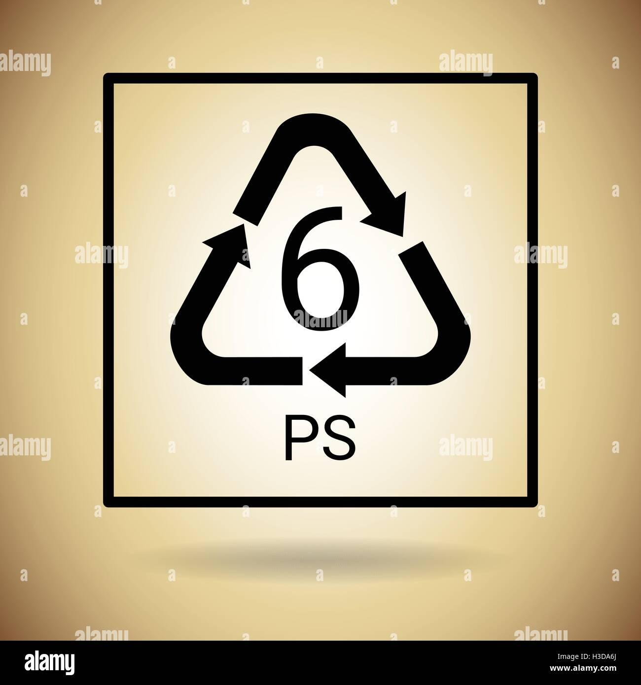Recycle symbol logo web icon stock vector art illustration recycle symbol logo web icon buycottarizona