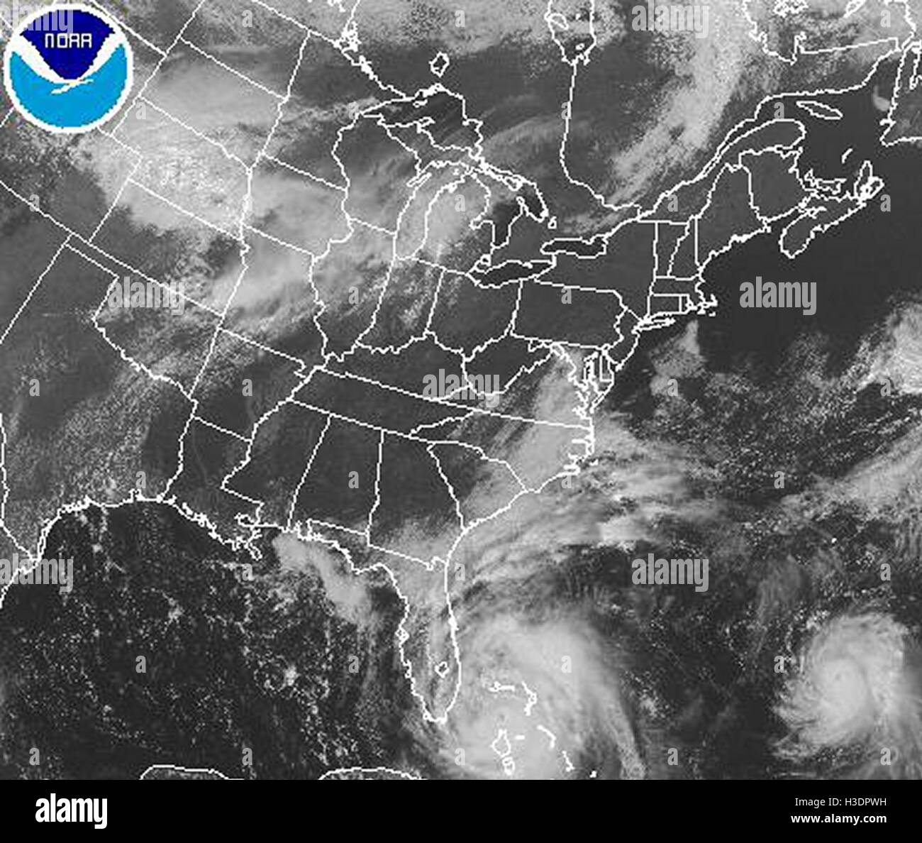 Silver Spring Maryland United States Oct True Color - Live weather satellite images
