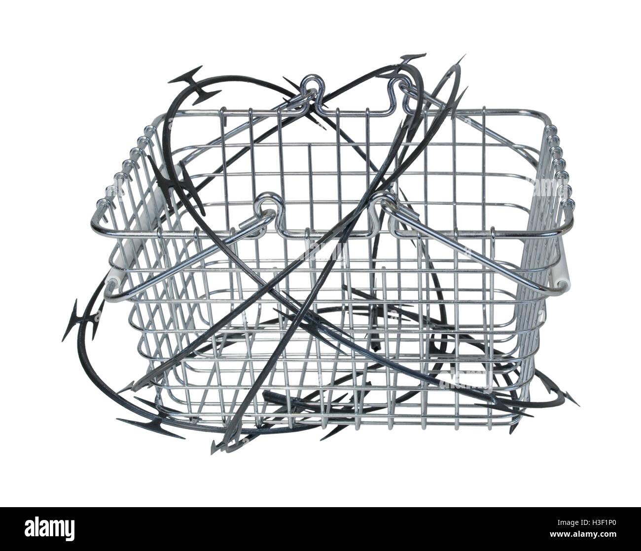 Ausgezeichnet Tribal Barbed Wire Drawings Fotos - Elektrische ...