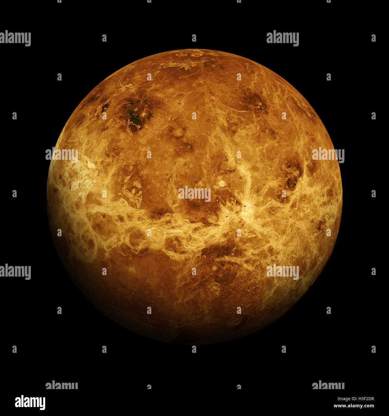 Solar system venus isolated planet on black background solar system venus isolated planet on black background elements of this image furnished by nasa voltagebd Choice Image