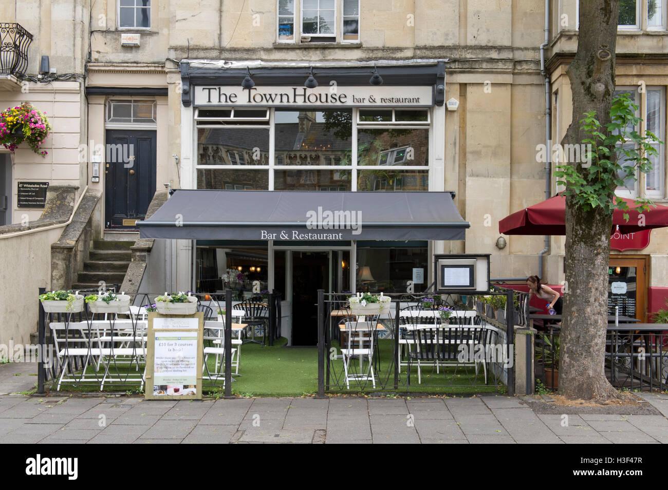 White Ladies Road Bristol Restaurants