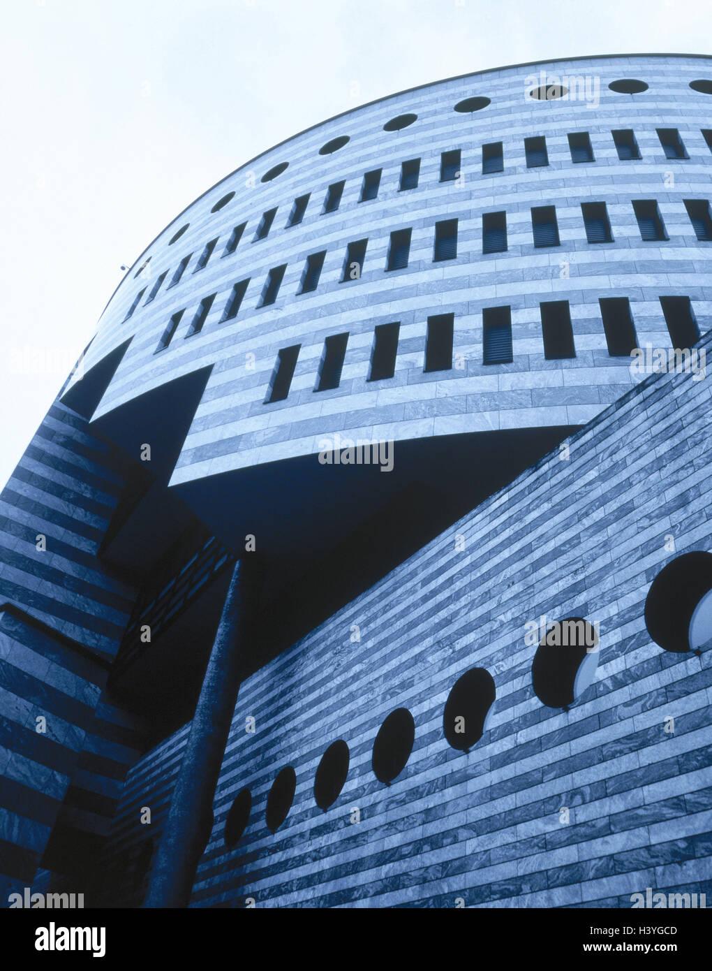 Modern Architecture Detail modern architecture, bank, facade, detail, switzerland, basel
