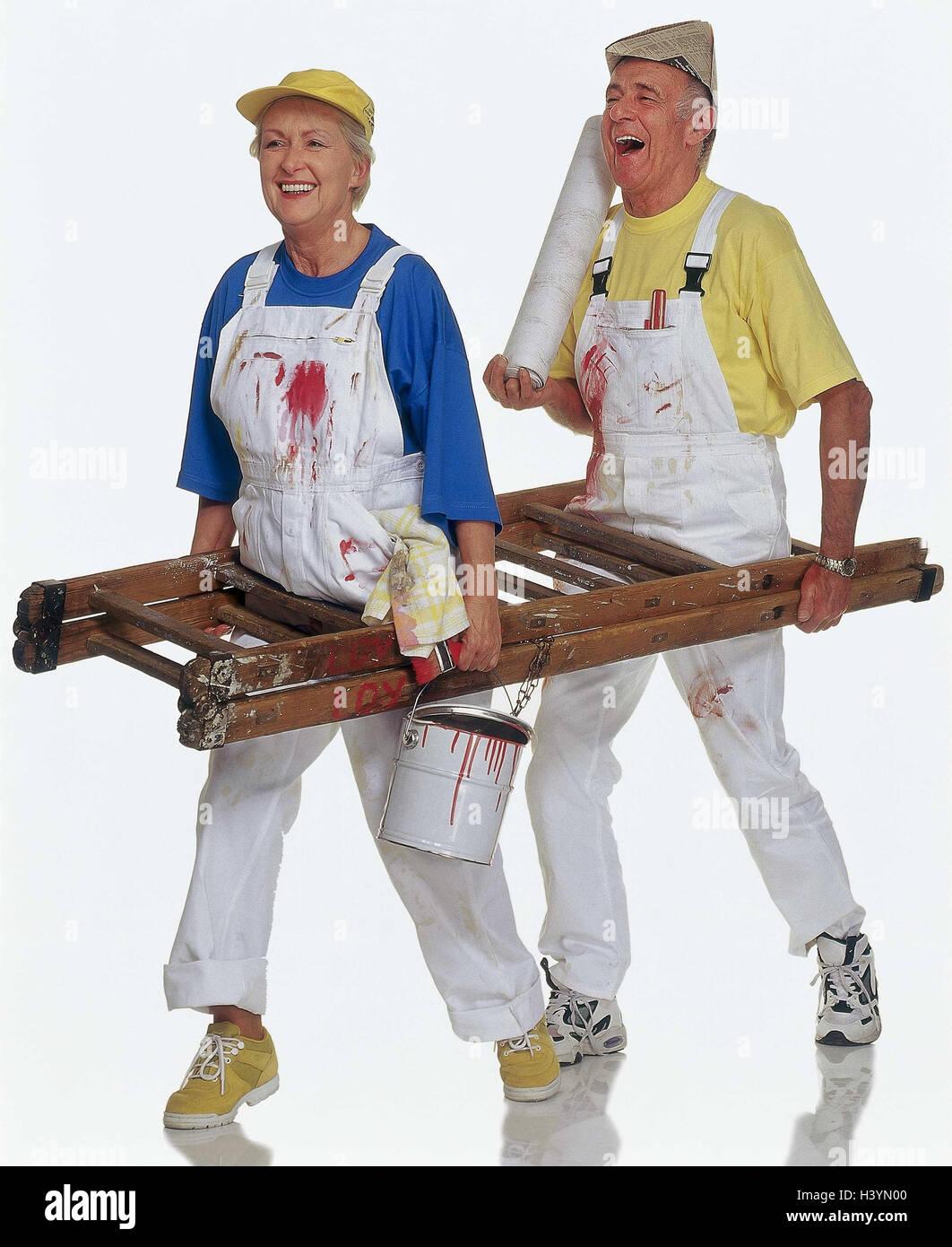 Do it yourself renovation senior couple conductor carry do it yourself renovation senior couple conductor carry colour solutioingenieria Gallery