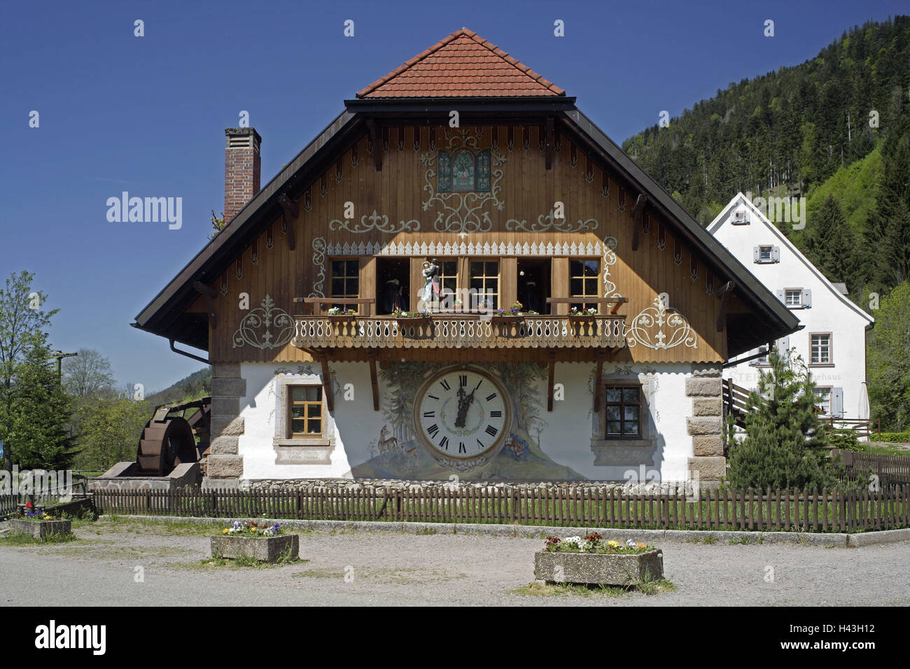 Germany, Baden-Wurttemberg, Black Forest, Höllental