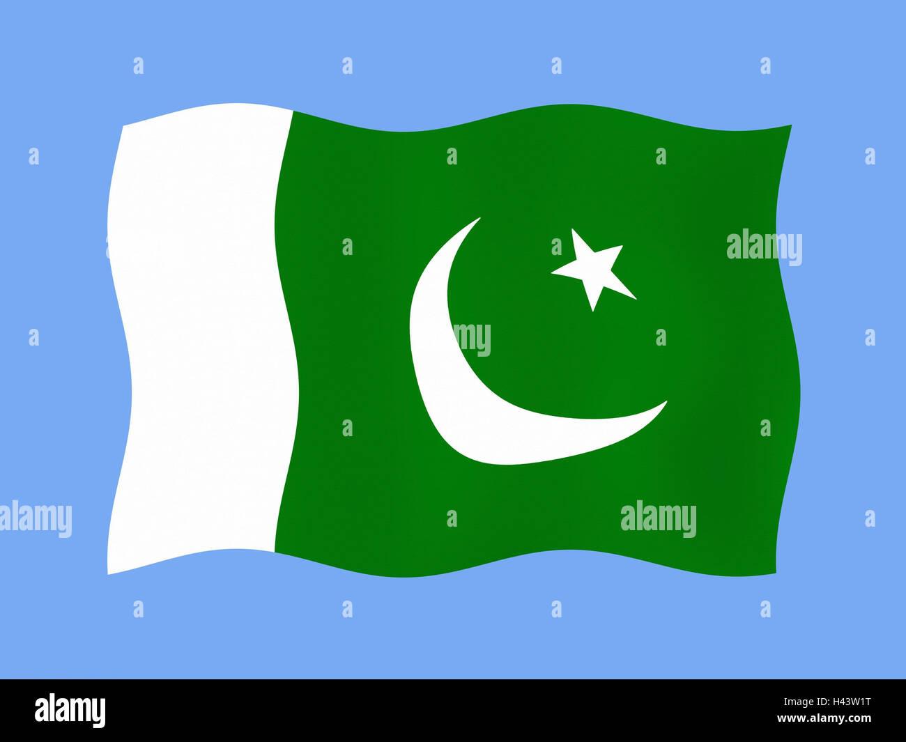 pakistan flag stock photos u0026 pakistan flag stock images alamy