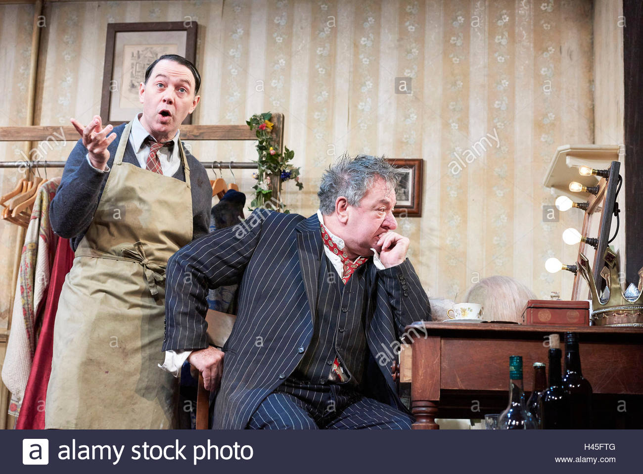 The Dresser by Ronald Harwood directed by Sean Foley With Reece