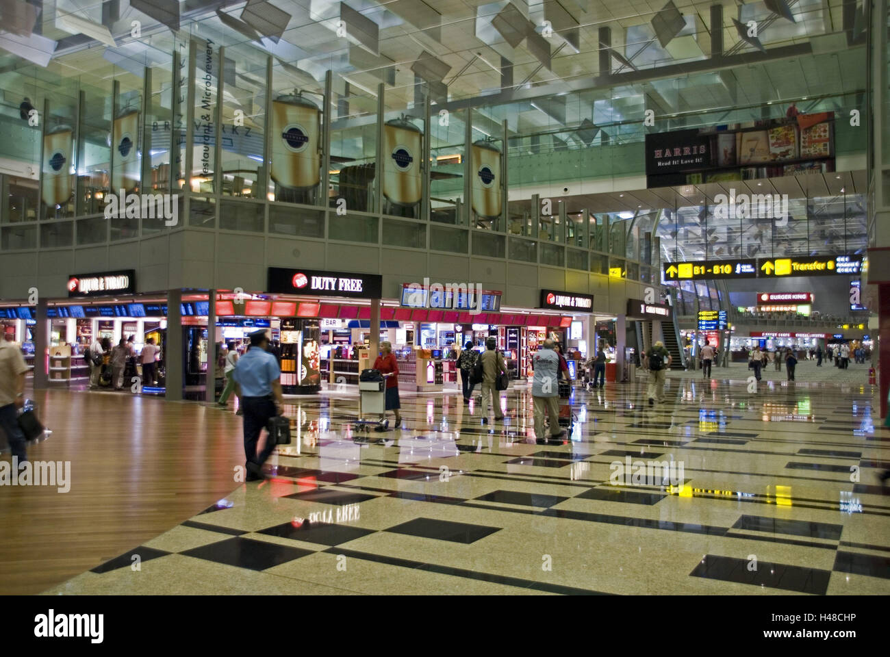 changi airport terminal 3 stock photos changi airport terminal 3 singapore airport changi airport interior shot stock image