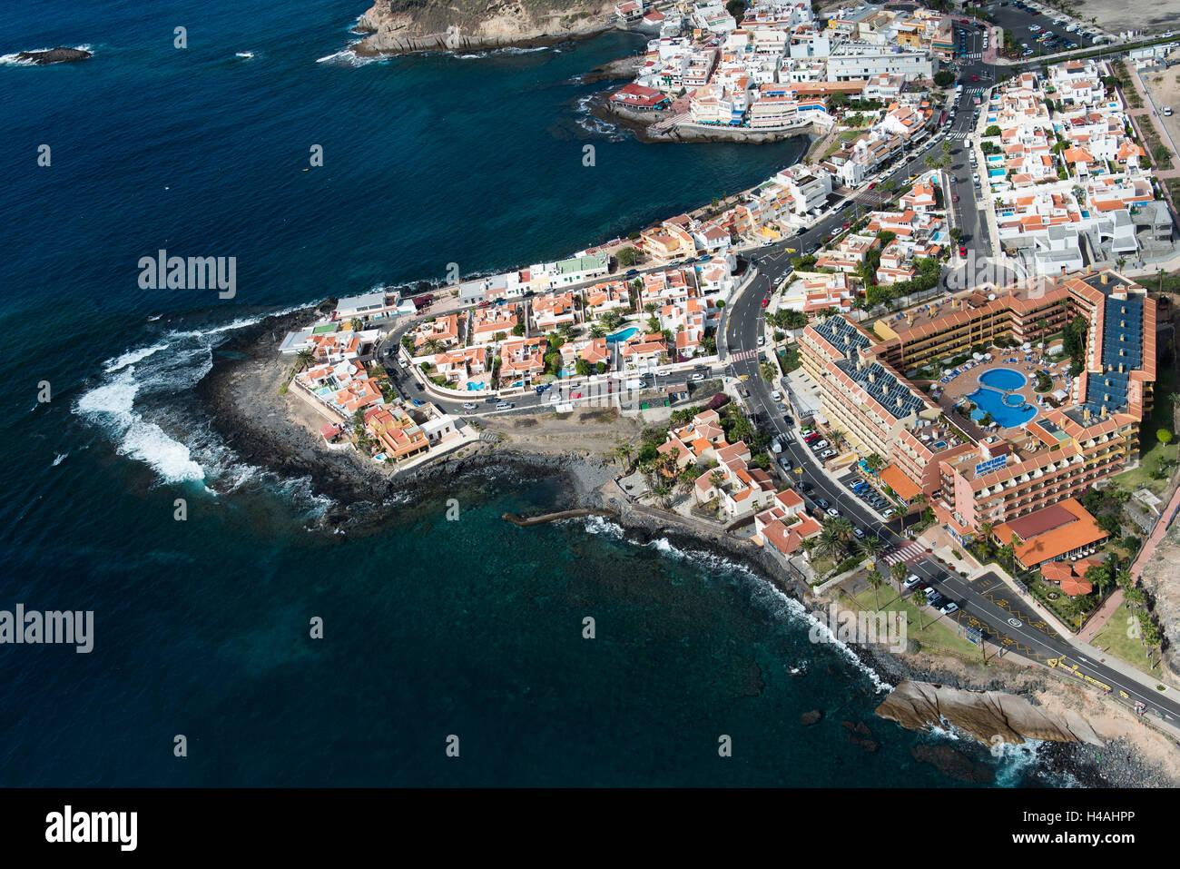Tenerife la caleta hotel jardin caleta aerial picture for Hotel jardin la caleta tenerife