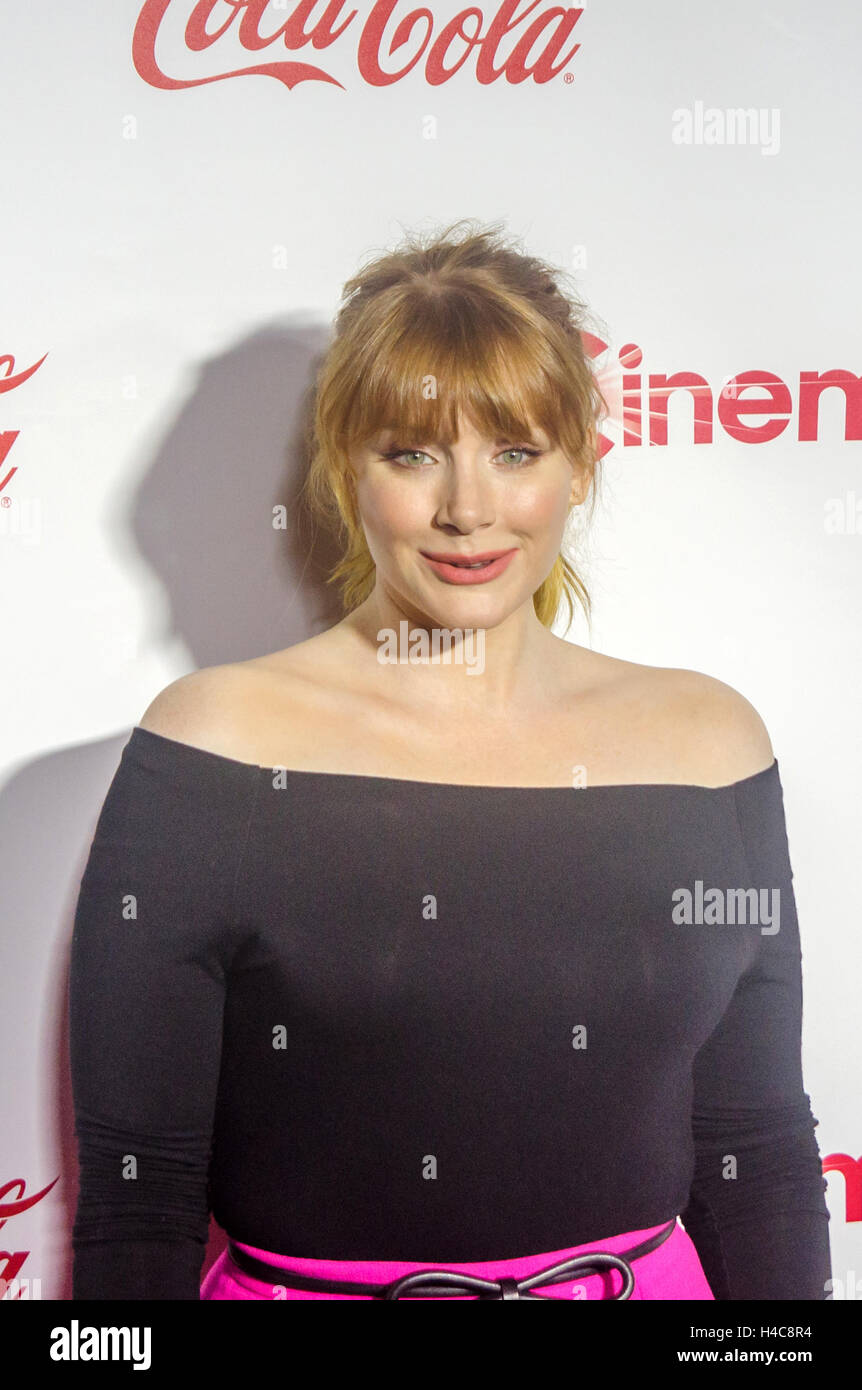 Bryce Dallas Howard Award Of Excellence In Acting On The