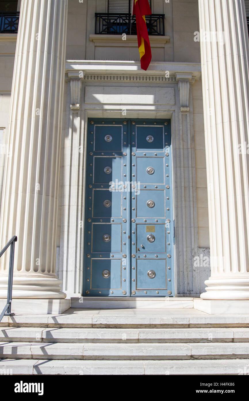Classic Spanish Doors & Classic Spanish Doors Stock Photo Royalty Free Image: 123275606 - Alamy