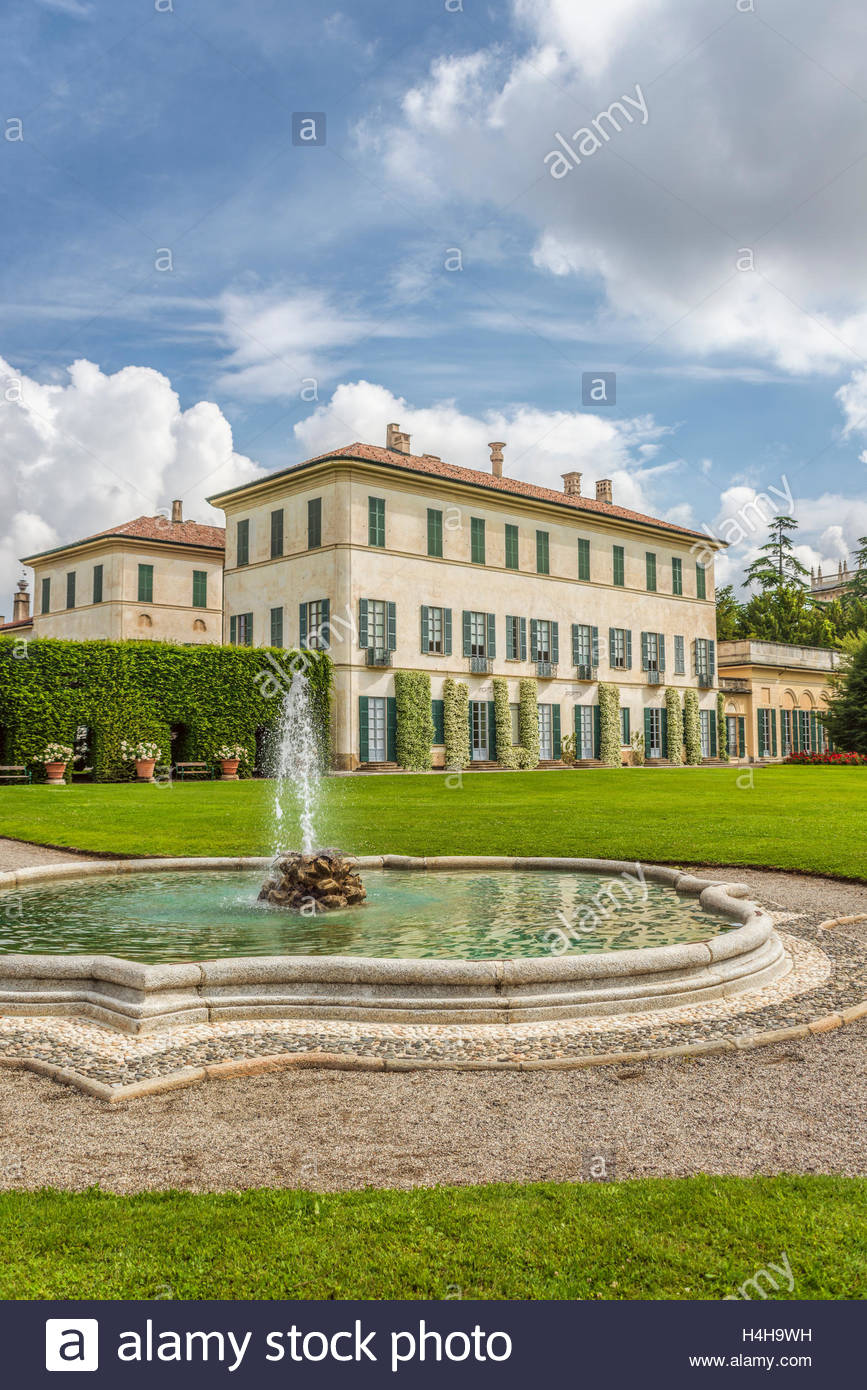 Varese Italien villa menafoglio litta panza varese italy ville villa menafoglio