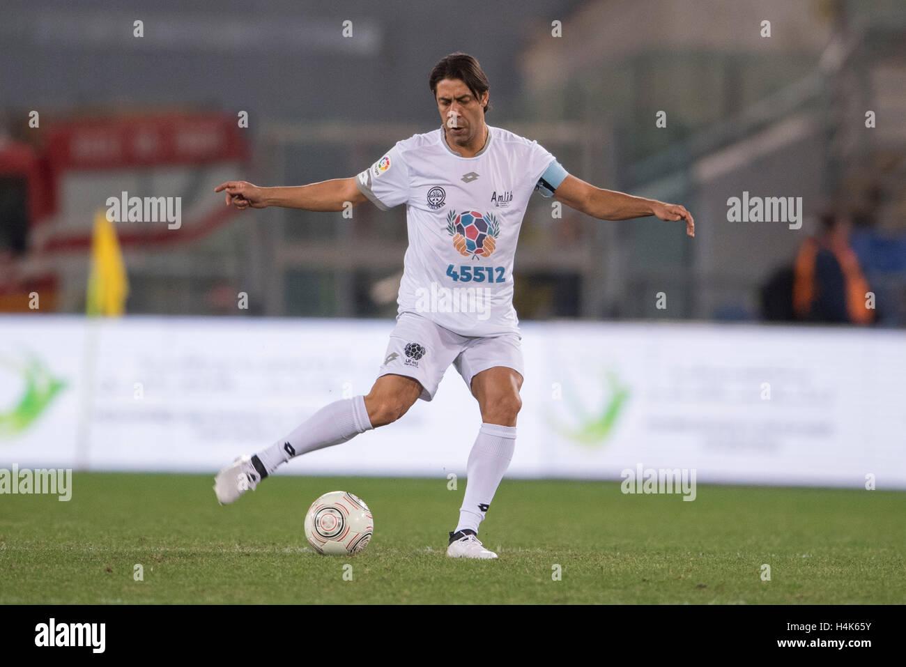 Manuel Rui Costa OCTOBER 12 2016 Football Soccer The