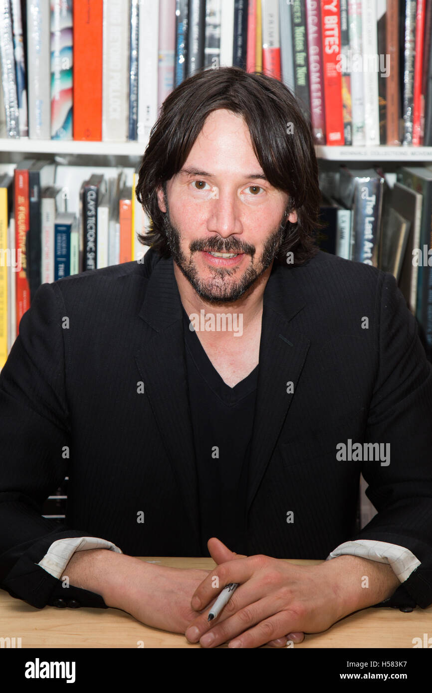 keanu reeves attends alexandra grant and keanu reeves book shadows signing and reception at