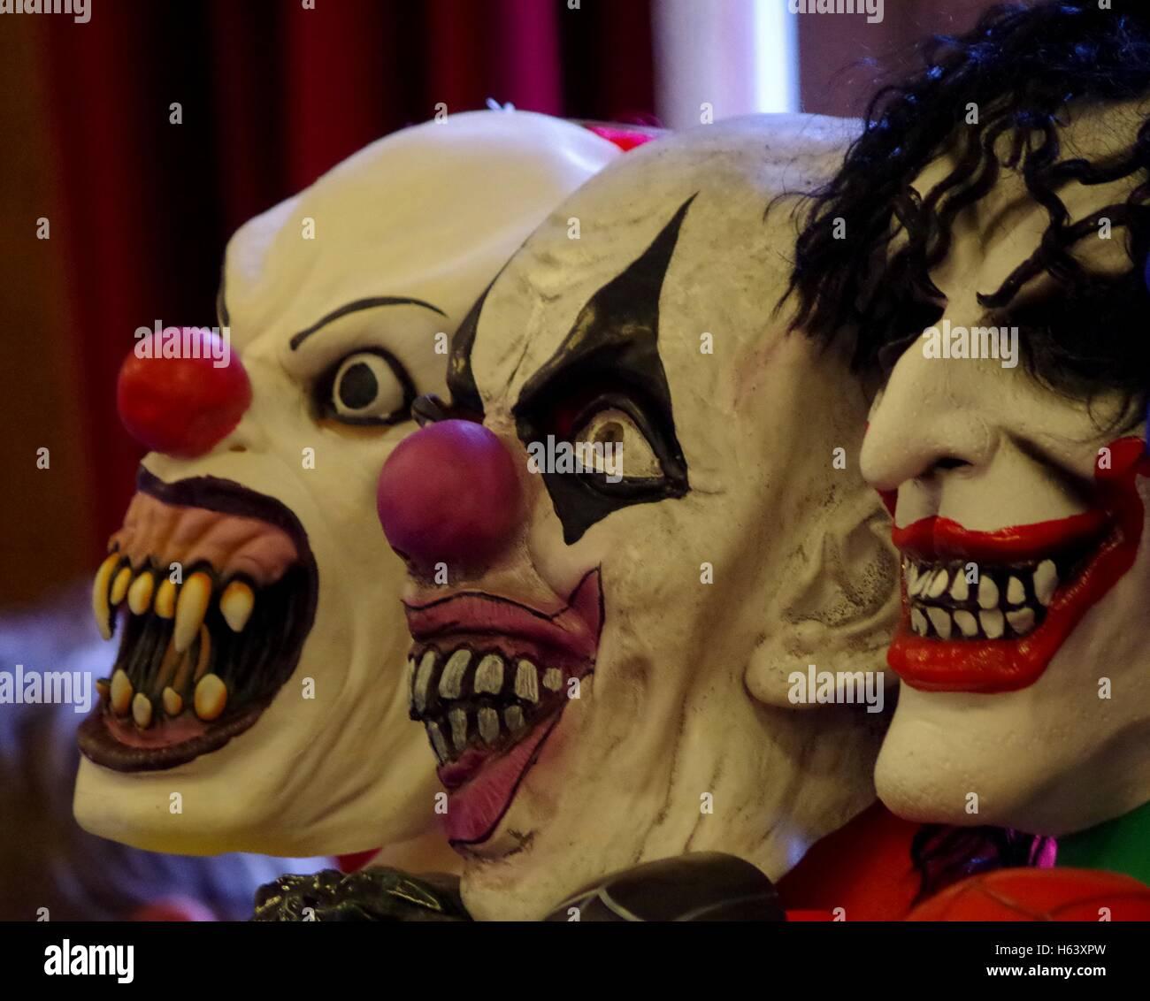 Killer Clown Stock Photos & Killer Clown Stock Images - Alamy
