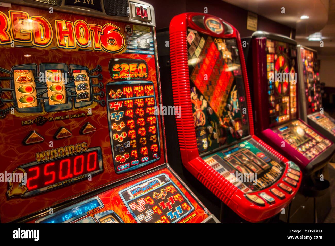 Pub gambling machine cheats deliverance from gambling