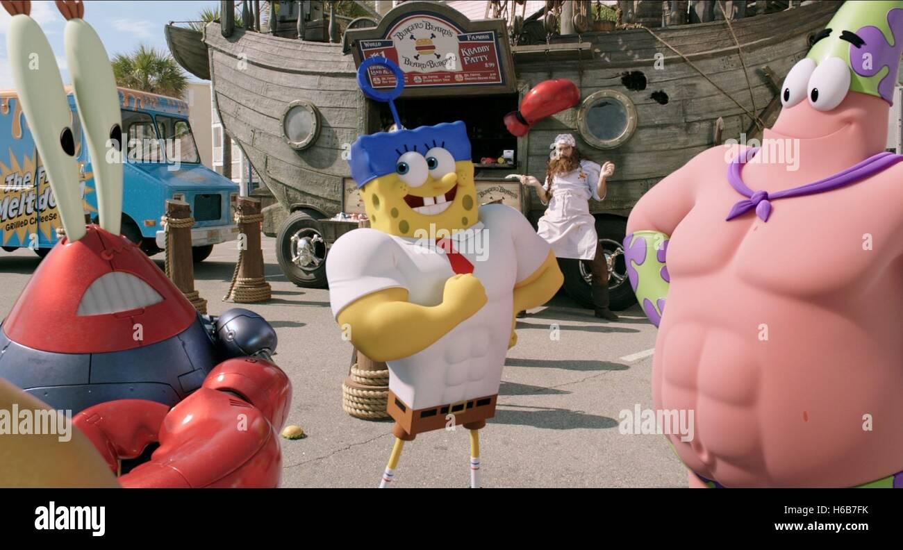 mr krabs spongebob squarepants antonio banderas u0026 patrick star