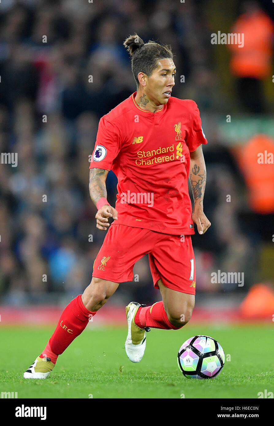 Liverpool s Roberto Firmino Stock Royalty Free Image