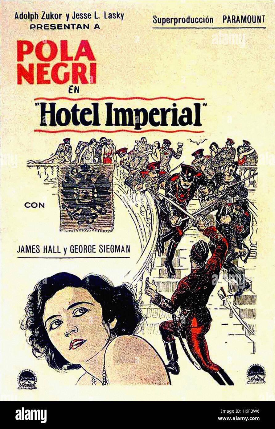 Hotel Imperial Film