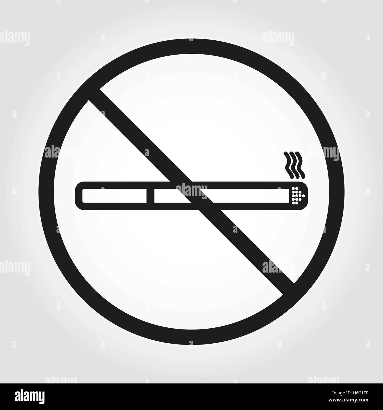 No smoke icon stop smoking symbol vector icon for public places no smoke icon stop smoking symbol vector icon for public places biocorpaavc Image collections