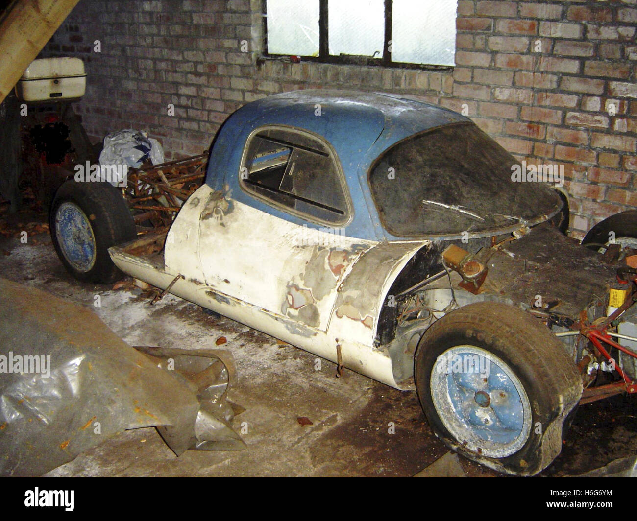 Costin Works Prototype Raced By Roger Nathan Barn Find 1966