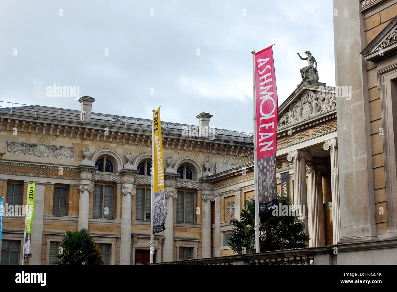 Ashmolean Museum Of Art And Archeology University Oxford Founded In 1683