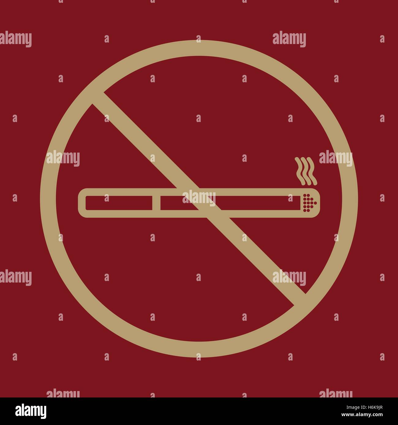 No smoke icon stop smoking symbol vector icon for public places no smoke icon stop smoking symbol vector icon for public places buycottarizona Images
