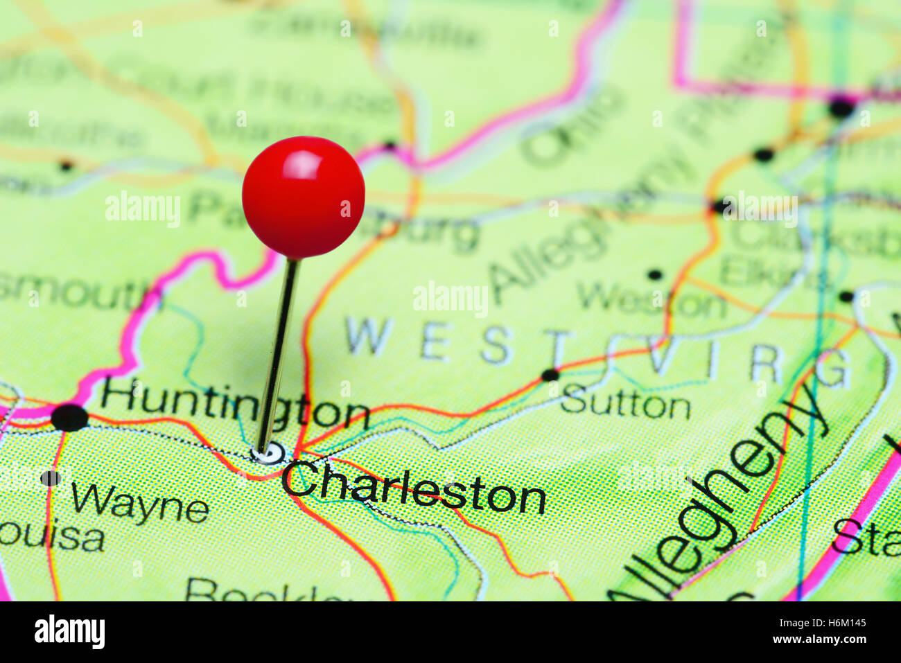 Charleston SC Area Map Charleston SC Map Where On Earth On Emaze - Usa map west virginia