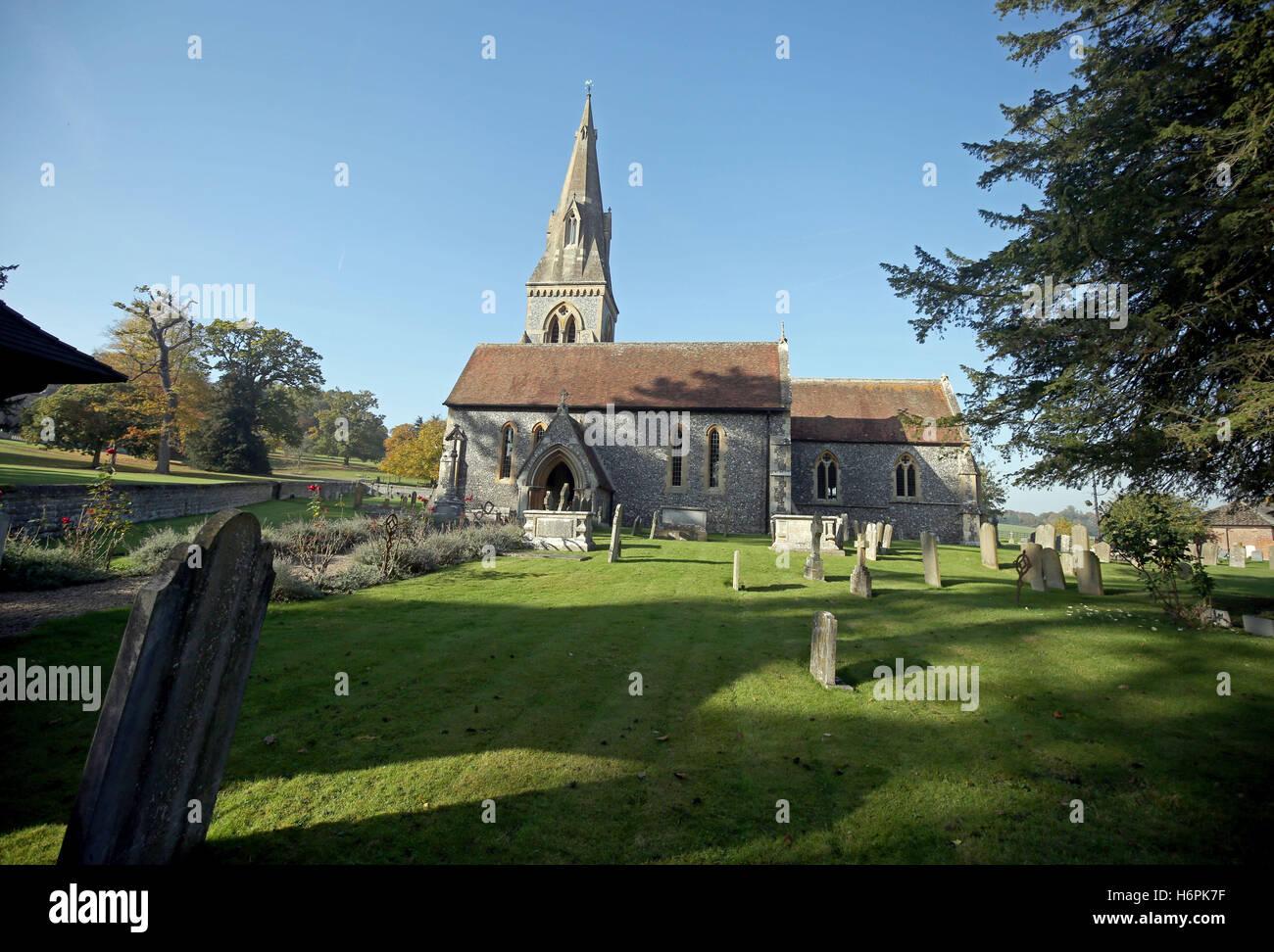 St mark 39 s church in englefield berkshire which is St mark s church englefield