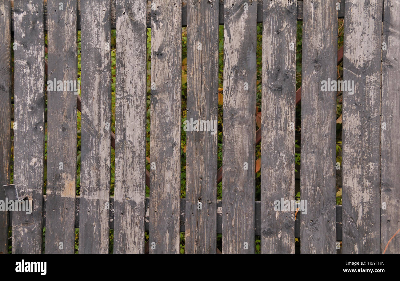 Simple rustic wood fence background image Stock Photo 124772529 Alamy