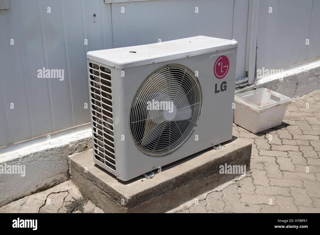 air source heat pump air conditioner oserian flower farm lake stock