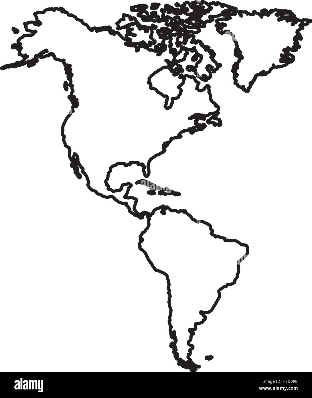 America map dwg 28 images map of america drawing my map of america gumiabroncs Choice Image