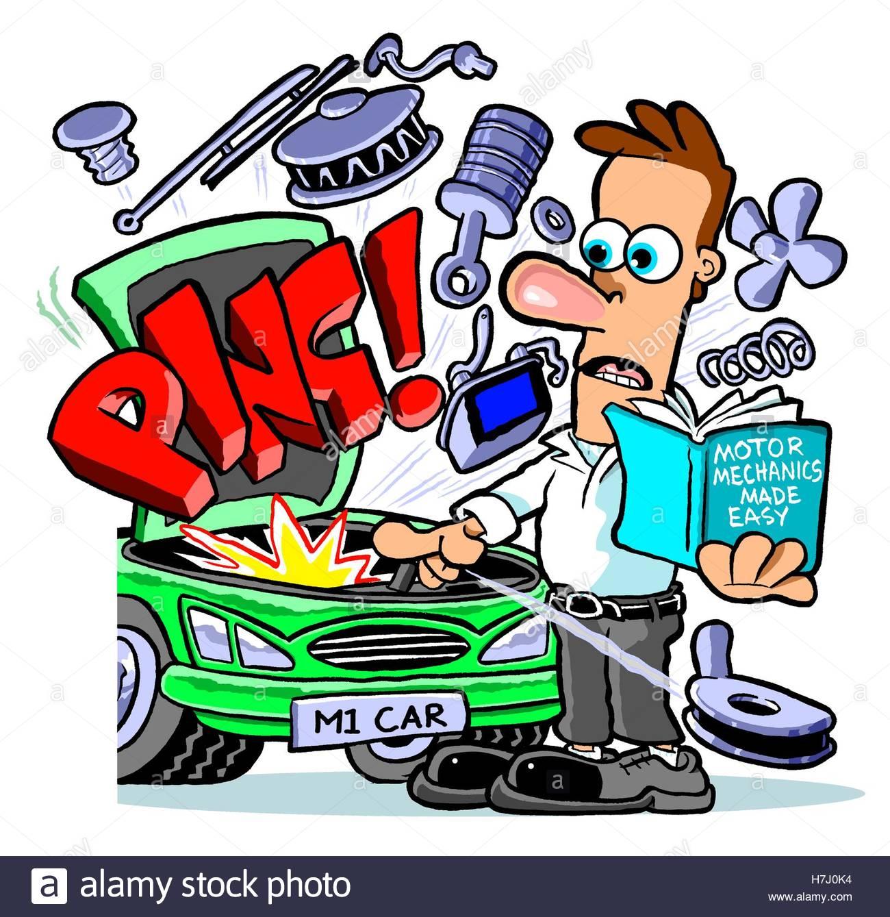 Car Repair Buy Your Own Parts